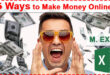 make money online from excel